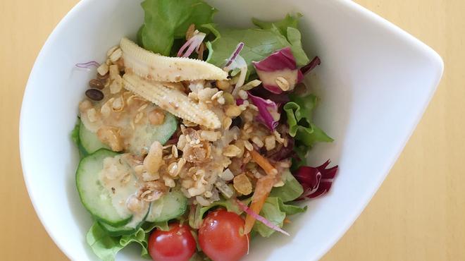 cafe de lacasa - 料理写真:お野菜たっぷり!20品目のサラダ