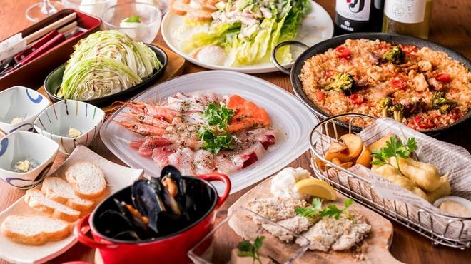サカナメルカート・ゼン - 料理写真: