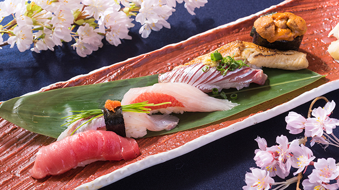 みなと寿司 - メイン写真: