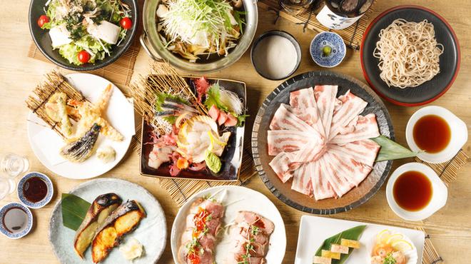 和食個室×とろろしゃぶしゃぶ にっぽん市 - メイン写真: