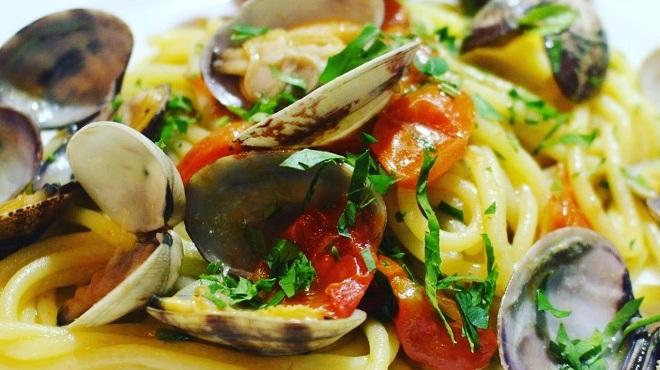 ナポリ、アマルフィ料理 Ti picchio - メイン写真: