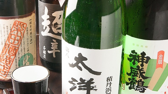 積丹浜料理 第八 太洋丸 - メイン写真: