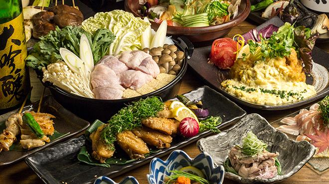 個室地鶏専門店 とり敷 - メイン写真:
