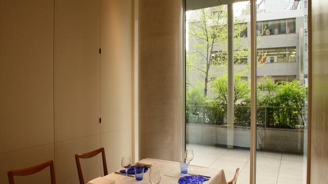 ラ・スコリエーラ - 内観写真:4名様までの半個室(21番)
