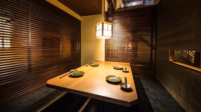 隠れ家個室居酒屋 蕃 - メイン写真: