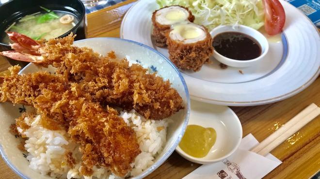 洋食とcafeじゅんぺい - メイン写真: