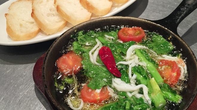 タパス ブランコ - 料理写真: