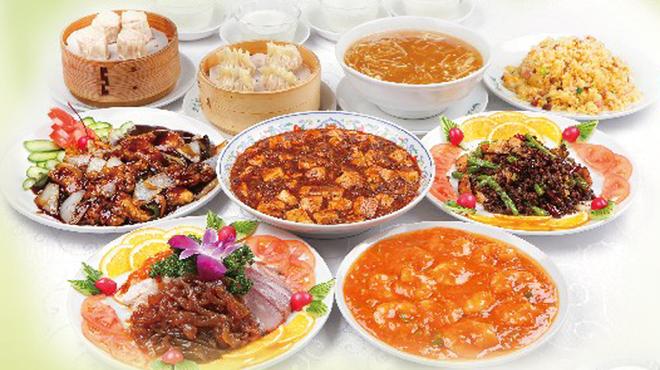 景徳鎮 - 料理写真:季節のご宴会3,000円コース(お一人様・税抜3,000円)