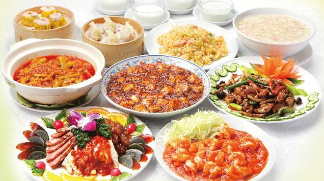 景徳鎮 - 料理写真:季節のご宴会4,000円コース(お一人様・税抜4,000円)