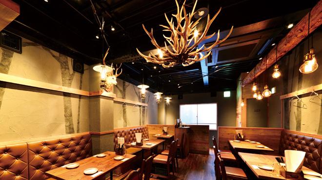 薪焼きジビエバル YAMAGOYA - メイン写真: