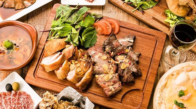 クラフトビアバル 肉メッセ - メイン写真: