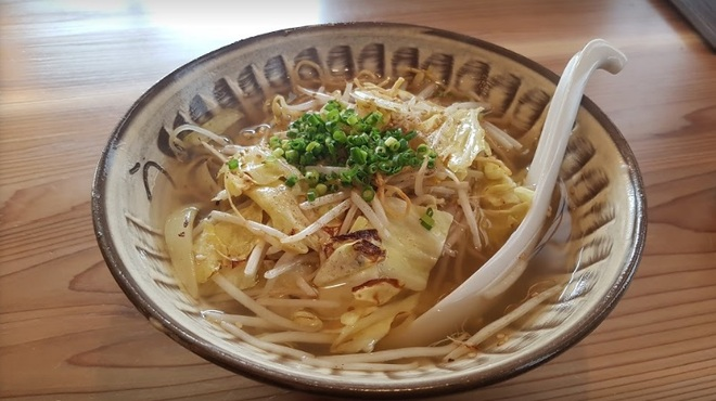 うた乃 - 料理写真:和風ちゃんぽん