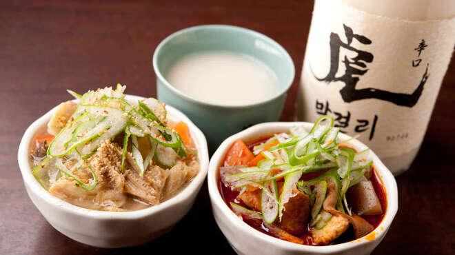 大井町 よし臓2号館 焼肉居酒屋 - ドリンク写真:
