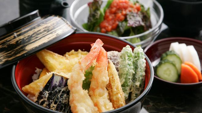 天ぷら わかやま - 料理写真: