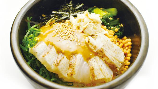 だよね。 - 料理写真:真鯛の炙り茶漬け