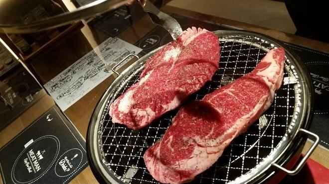 ヤキニクガーデン 肉男 - メイン写真: