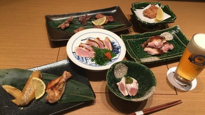 名古屋コーチン 鳥しげ - 料理写真: