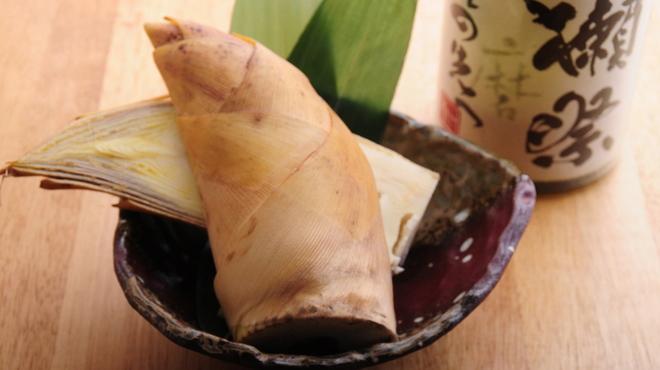 ときすし - 料理写真:たけのこ