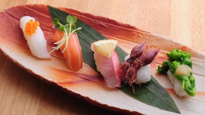 ときすし - 料理写真:春三昧