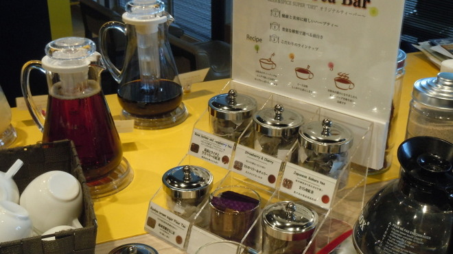 BEER&SPICE SUPER DRY - ドリンク写真: