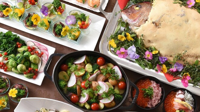 ブッフェレストラン ポルト - メイン写真: