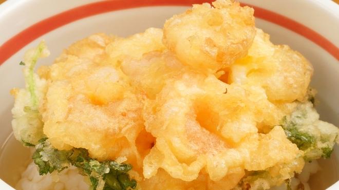 天ぷら専門 多から - 料理写真: