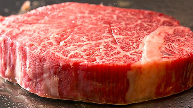 Kobe Beef steak モーリヤ 祇園 - メイン写真: