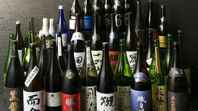 ~47都道府県の日本酒勢揃い~ 夢酒 - メイン写真: