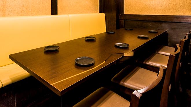 個室ダイニング 楽庵 NANBA DINING - メイン写真: