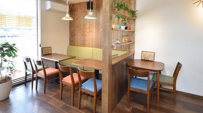 cafe & meal greenhorn - メイン写真: