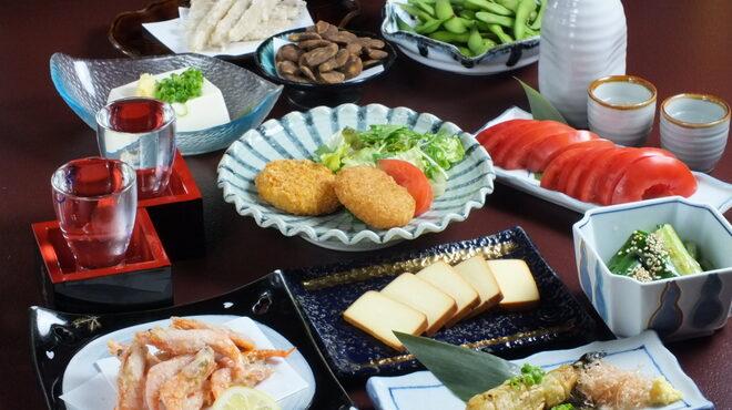 飛騨の里 - 料理写真: