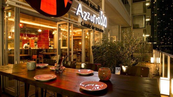 スパニッシュイタリアン Azzurro520 ‐canale de terrazza‐  - メイン写真: