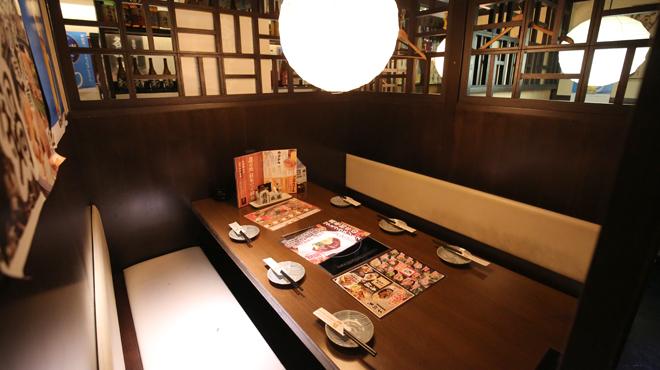 個室居酒屋 もつ鍋 食べ飲み放題 のりを - メイン写真: