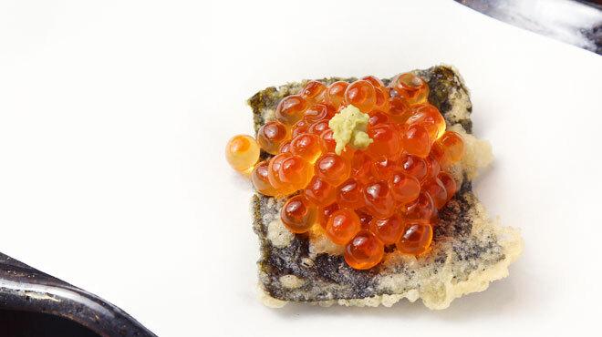 天ぷらとワイン 大塩 - メイン写真: