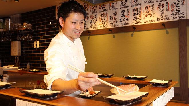 天ぷらスタンド 大塩 - メイン写真: