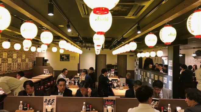 格安ビールと鉄鍋餃子 3・6・5酒場 - メイン写真: