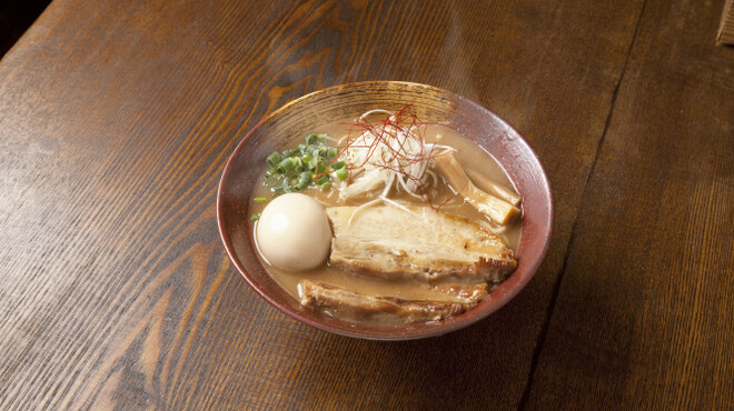 一 - 料理写真:特製濃厚魚介スープ