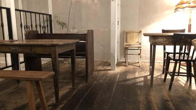 カフェ オトノヴァ - メイン写真: