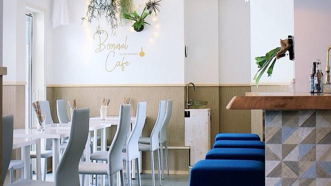 ボンヌカフェ - メイン写真: