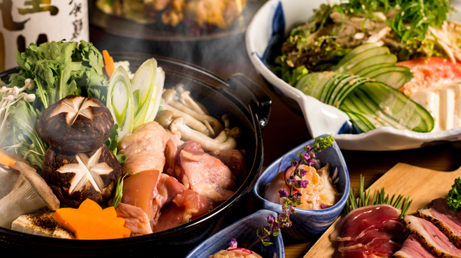地鶏と個室居酒屋 近松 - メイン写真:
