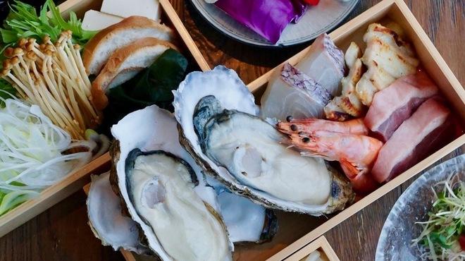 食幹 ソラマチ - 料理写真: