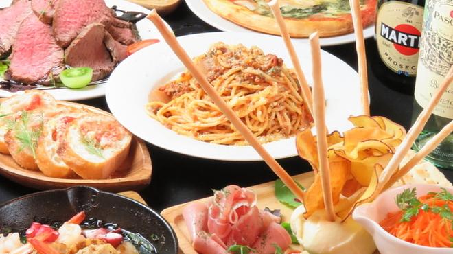 イタリア食堂MARU。 - 料理写真: