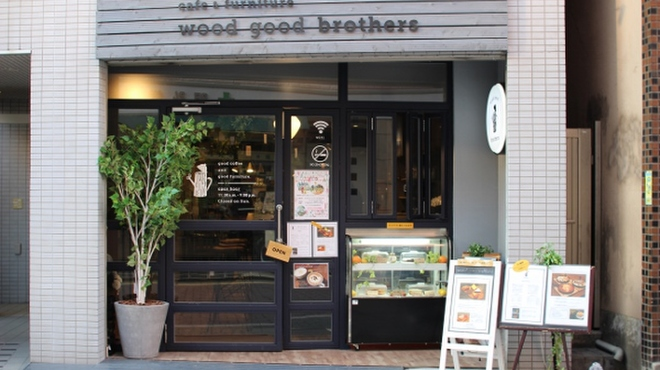 wood good brothers - メイン写真: