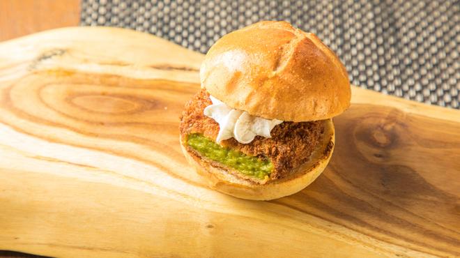 THIS 伊豆 SHIITAKE バーガーキッチン - メイン写真: