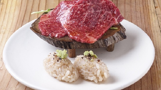 堂山 焼肉寿司 - メイン写真: