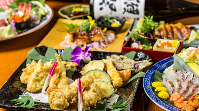 創作和食と個室居酒屋 雪月花 - メイン写真: