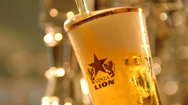 銀座ライオン - ドリンク写真: