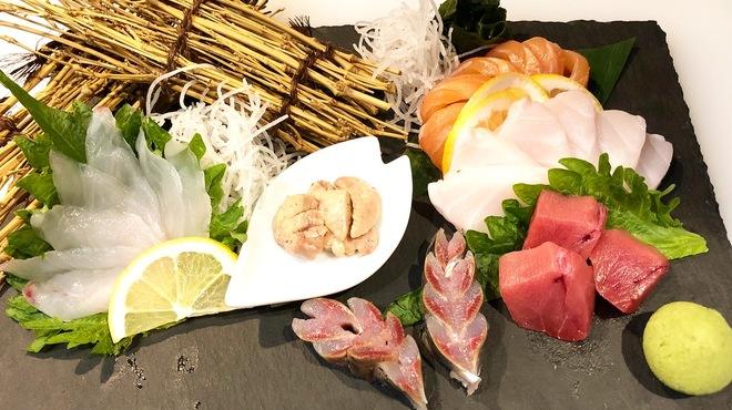 地鶏と地魚のお店 大祥庵 - メイン写真:
