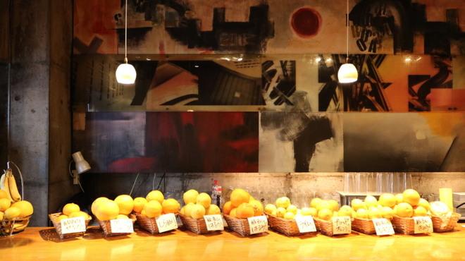 スパイス食堂サワキチ - 内観写真: