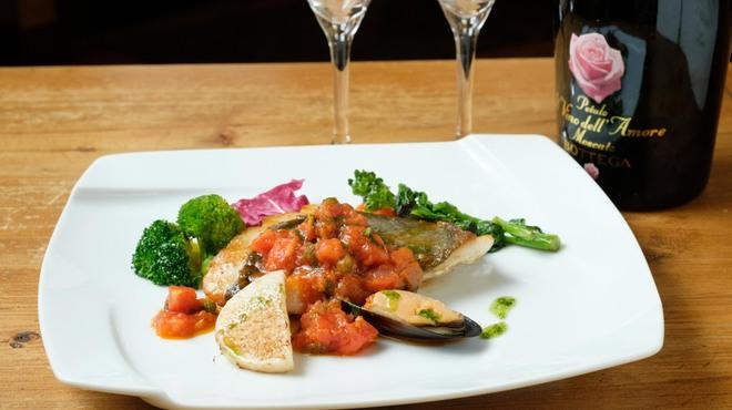 イタリア料理 ボンパスト - メイン写真: